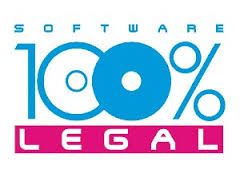 software 100% legal